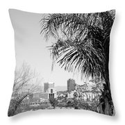 Tucson Az Skyline Throw Pillow