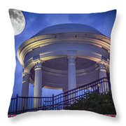 Tweet Of The Night 7 Throw Pillow