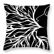 Viliansbreath Throw Pillow
