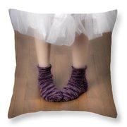 Woollen Socks Throw Pillow