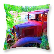 32 Ford Throw Pillow
