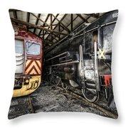 321 And 523 Throw Pillow