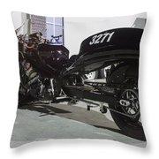 3217 Throw Pillow