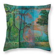 Title Unknown Throw Pillow