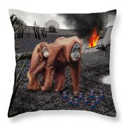 355ml Throw Pillow
