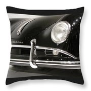 356 Grimmace Throw Pillow