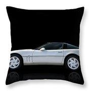 35th Anniversary Throw Pillow