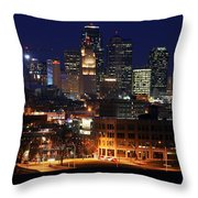 New Upload Throw Pillow