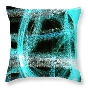 360 Throw Pillow
