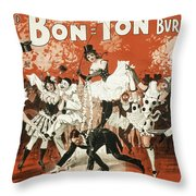 365 Days Ahead Of Them All Throw Pillow