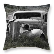 37 Chev Throw Pillow