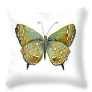 38 Hesseli Butterfly Throw Pillow