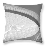 #3a Throw Pillow