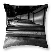 3am Portland Throw Pillow