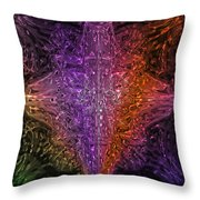 Abstract Series 03 Throw Pillow
