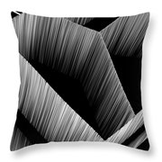 3d Abstract 15 Throw Pillow by Angelina Vick