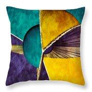 3d Abstract 22 Throw Pillow
