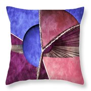 3d Abstract 24 Throw Pillow