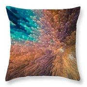 3d Art Throw Pillow