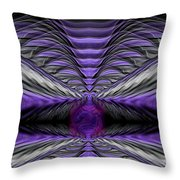 Abstract 75 Throw Pillow