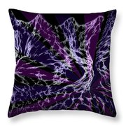 Abstract 78 Throw Pillow