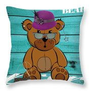 Baby Bear Collection Throw Pillow