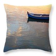 Calmness Throw Pillow
