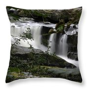 Clare Glens  Throw Pillow