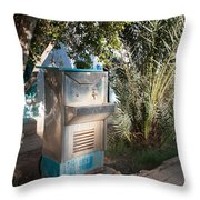 Dakhla Throw Pillow