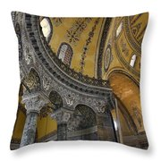 Hagia Sophia Throw Pillow