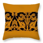 Illustration From Studies In Design Throw Pillow