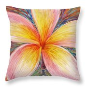 Leelawadee Throw Pillow