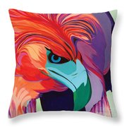 4 Perplex 1 Throw Pillow