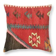 Photos Of Persian Rugs Kilims Carpets Throw Pillow