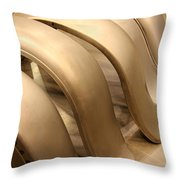 Street Cars  Fenders Throw Pillow