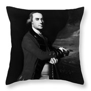 Thomas Gage (1721-1787) Throw Pillow