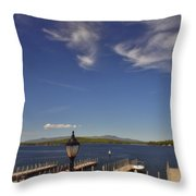 Weirs Beach Throw Pillow
