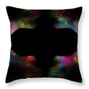 4 Women Throw Pillow