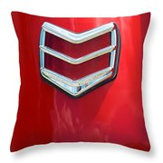 40 Ford Coupe Tail Light Throw Pillow