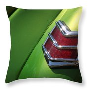 40 Ford - Tail Light-8531 Throw Pillow