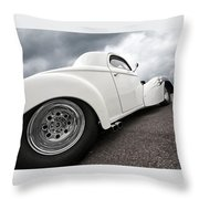 41 Willys Coupe Throw Pillow