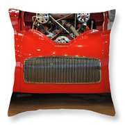 '41 Willy's Coupe Street Rod Throw Pillow