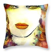 Anette Throw Pillow