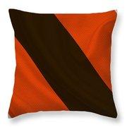 Cleveland Browns Throw Pillow