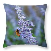 #russiansage Throw Pillow