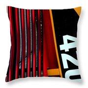 420 Too Throw Pillow