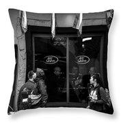 440 Castro Throw Pillow