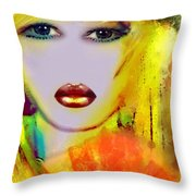 Arnolda Throw Pillow