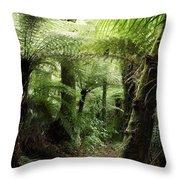 Jungle 2 Throw Pillow