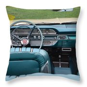 Ford Detail Throw Pillow